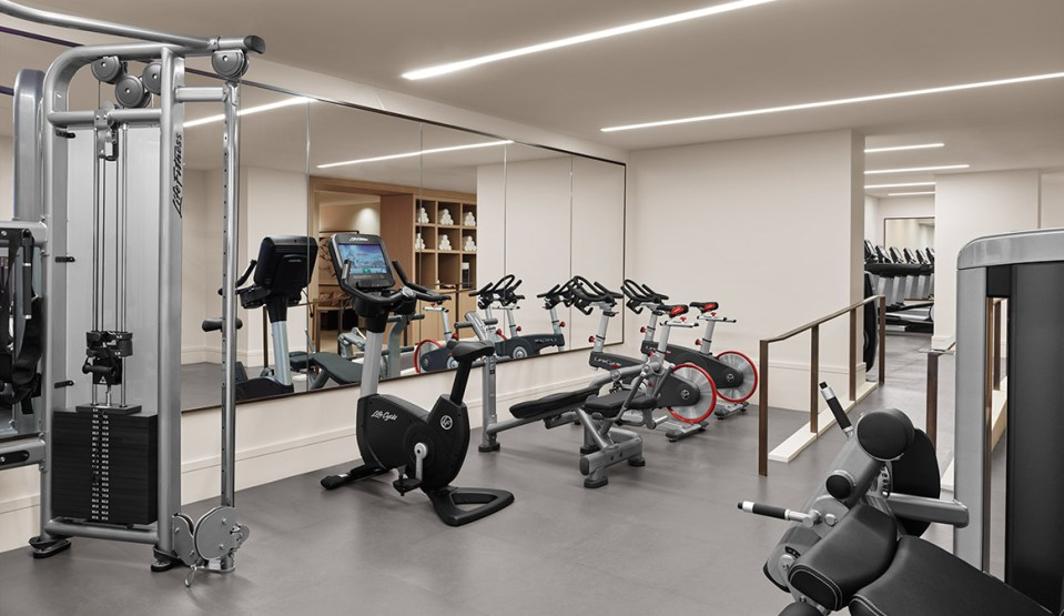 The New York EDITON Gym