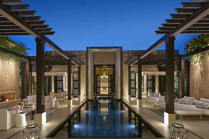 Mandarin Oriental Marrakech Mandarin Pool Villa