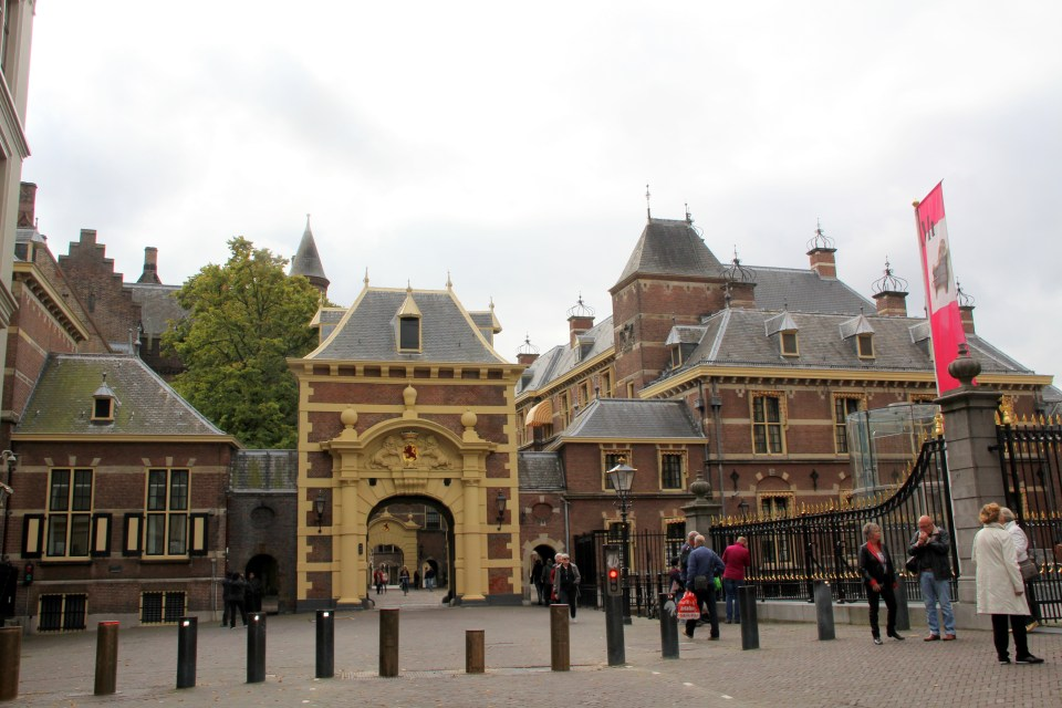 Royal Palace The Hague