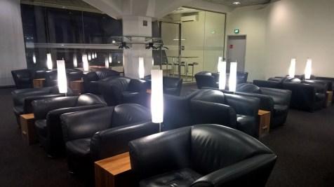 Lufthansa Senator Lounge Berlin Seating