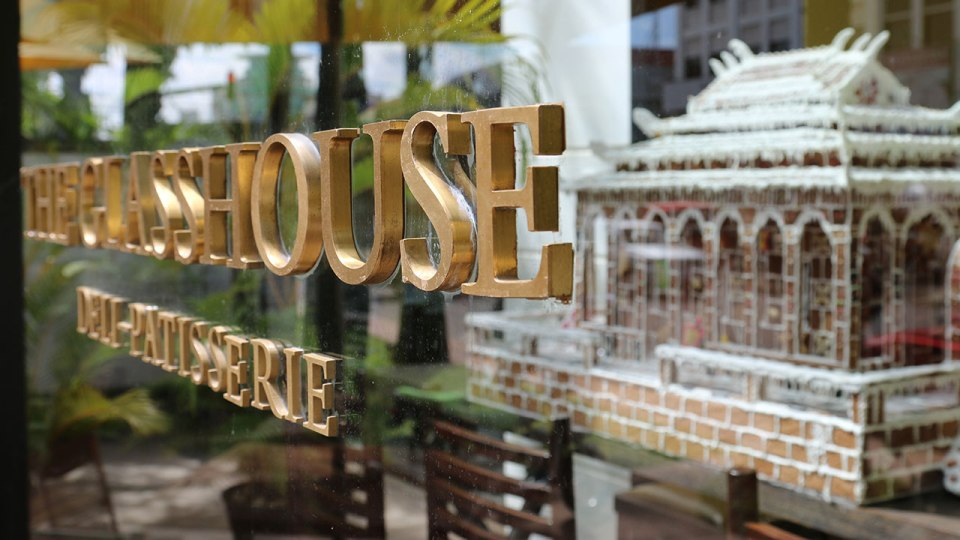 Park Hyatt Siem Reap The Glasshouse