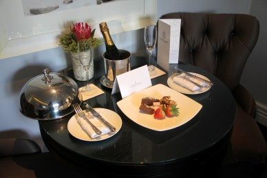 Manor House at Fancourt Welcome Treatment