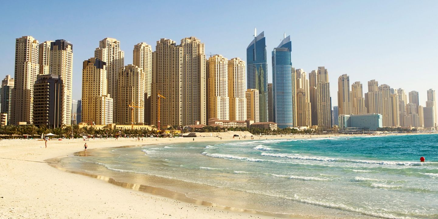 InterContinental Dubai Marina Beach