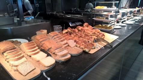 The Maslow Sandton Breakfast