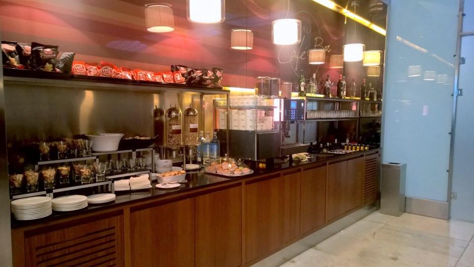 Iberia Dali VIP Lounge Madrid
