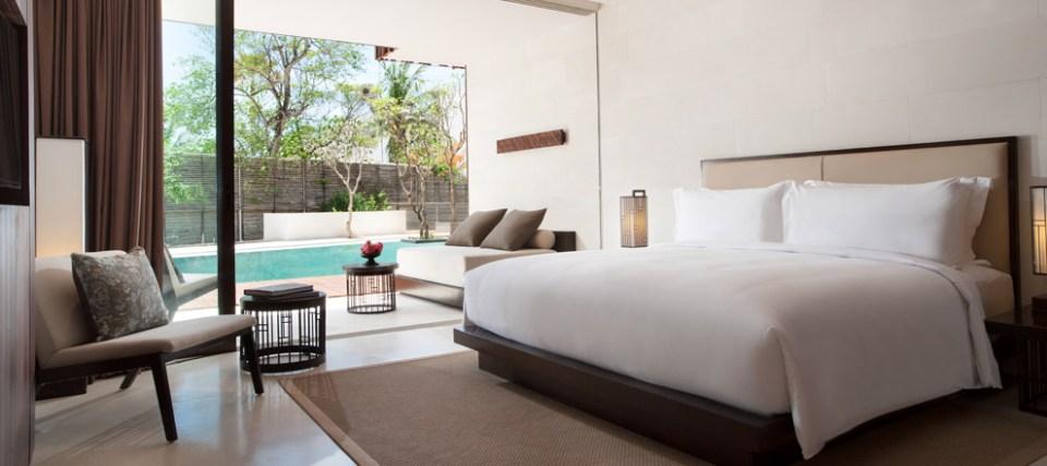 Alila Seminyak Bali Deluxce Room