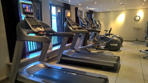 Hilton The Hague Gym