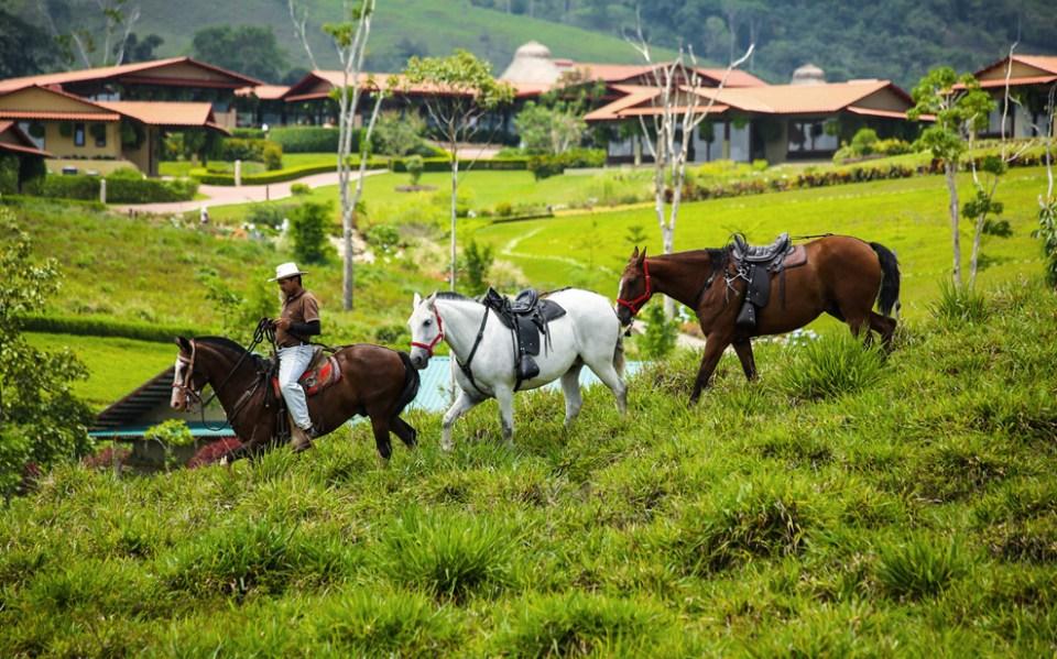 Hacienda AltaGracia Horseback Riding