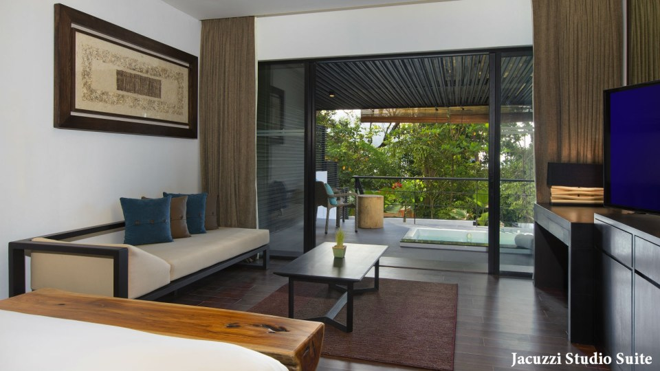 The Andaman Langkawi Jacuzzi Studio Suite