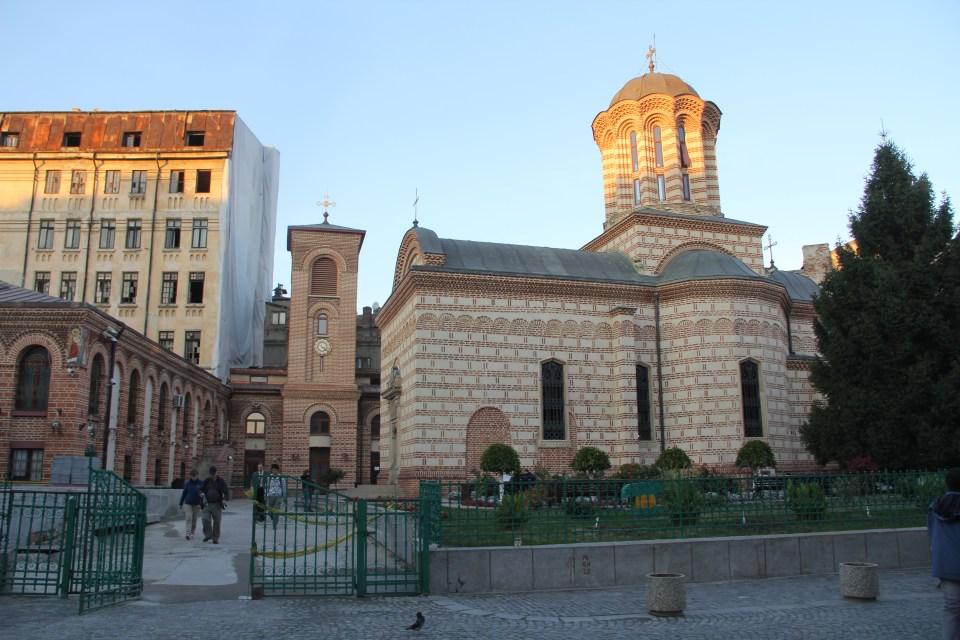 Marcuta Church Bucharest