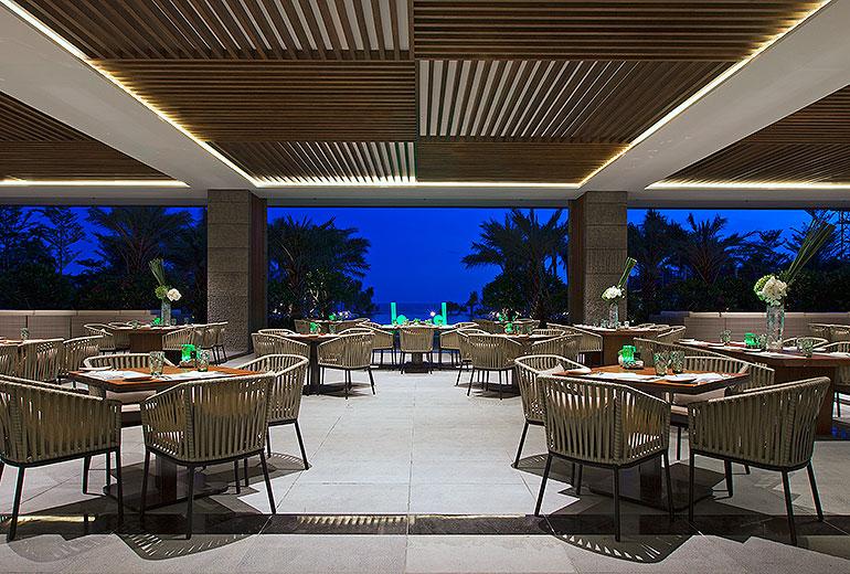 Westin Blue Bay Resort Seasonsal Tastes