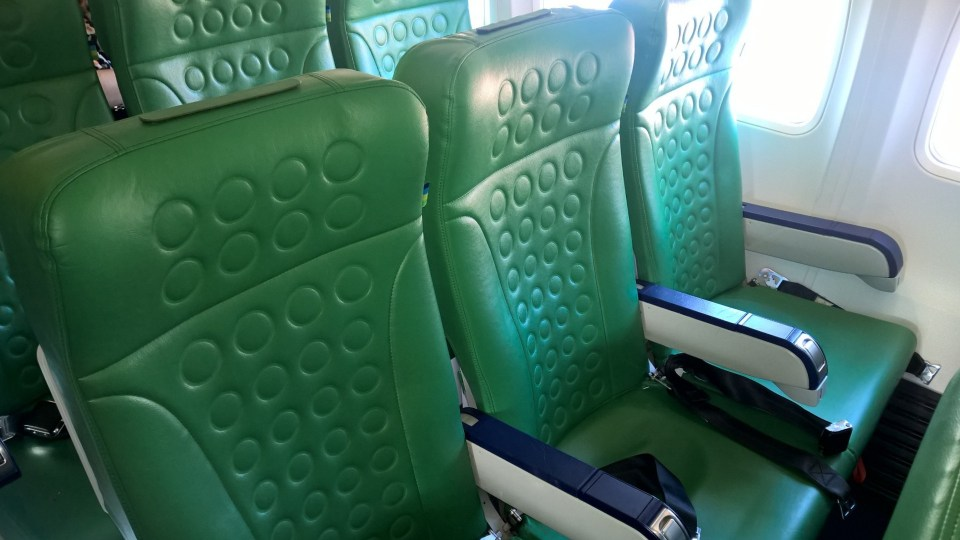 Transavia Seating