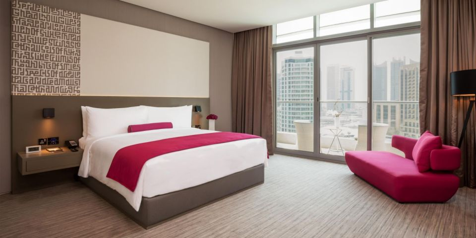 InterContinental Dubai Marina Superior Room