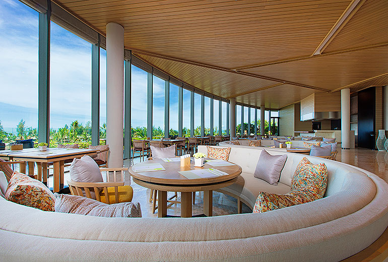 Westin Blue Bay Resort The Noodle Bowl