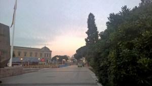 Running in Madrid
