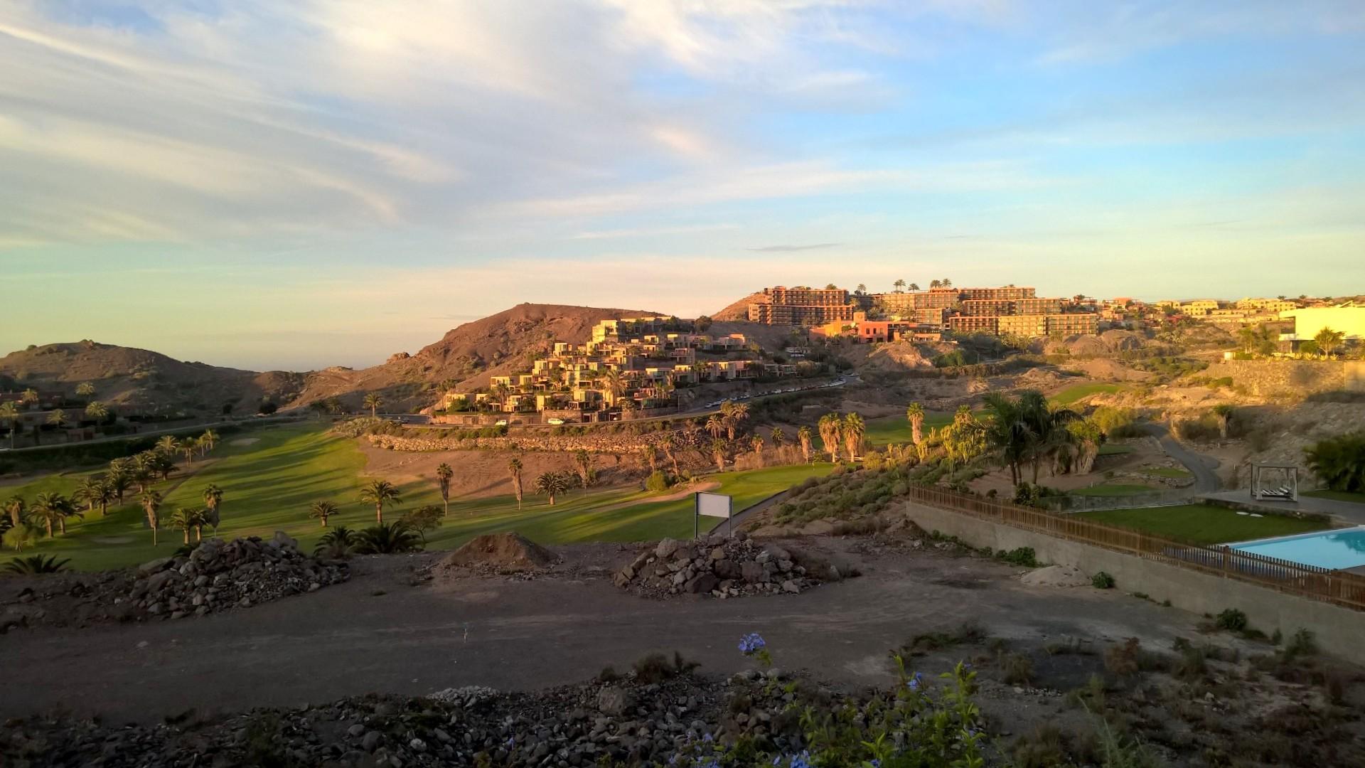 Running on Gran Canaria