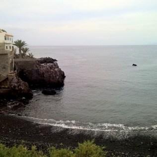 Running on Tenerife