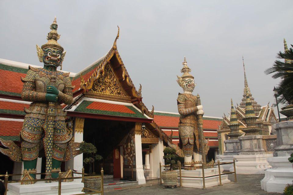 Bangkok Wat Phro Kaeo