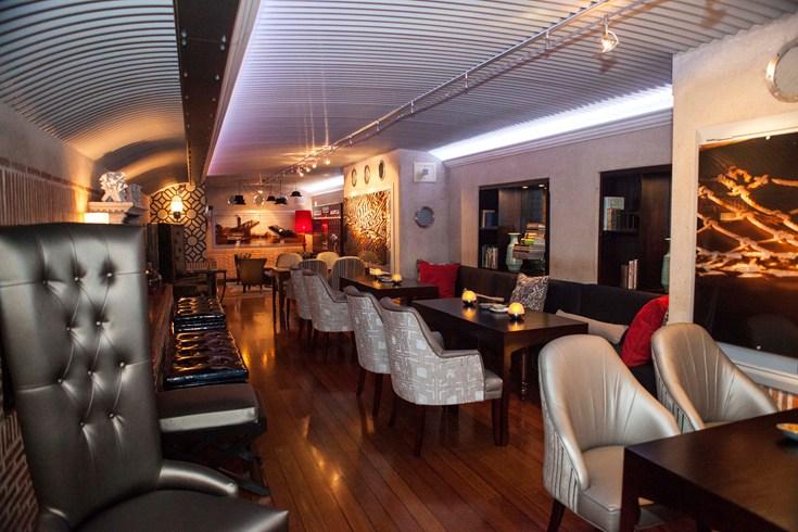 Cape Grace Cape Town Bascule Lounge