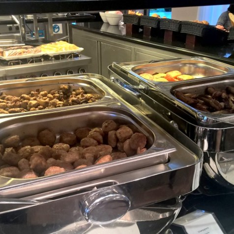 Crowne Plaza Berlin Potsdamer Platz Breakfast