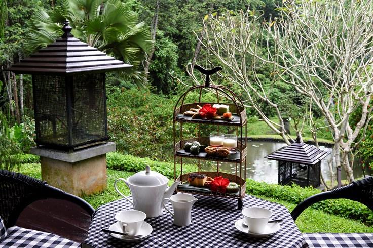 The Chedi Club Tanah Gajah Afternoon Tea
