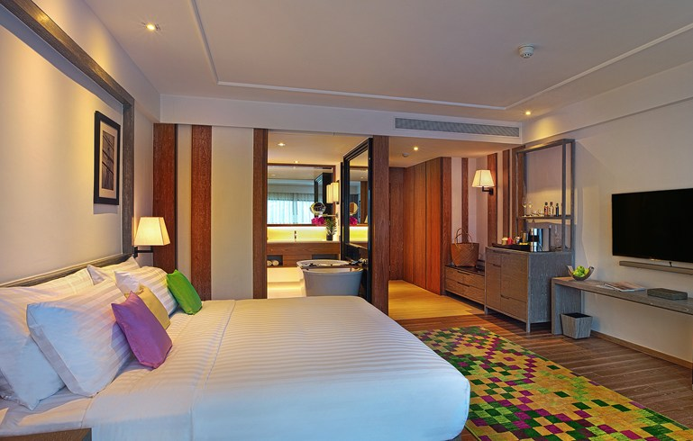 The Nai Harn Phuket Deluxe Ocean View Room