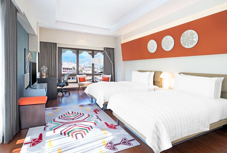 Le Méridien Thimphu Deluxe Room