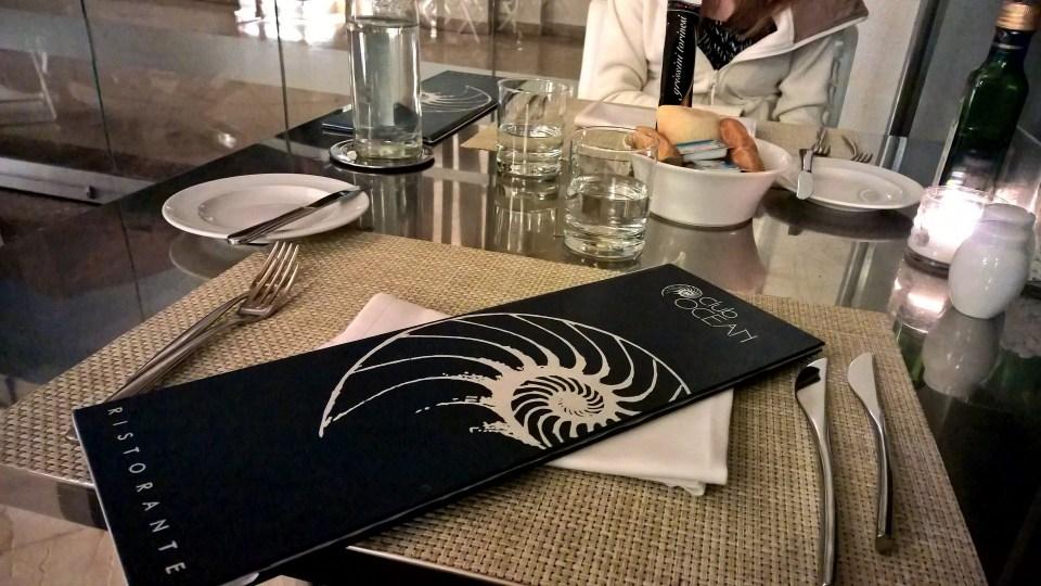 Gran Malia Palacio de Isora Dinner