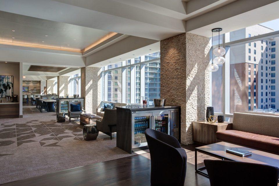 JW Marriott Austin Executive Lounge