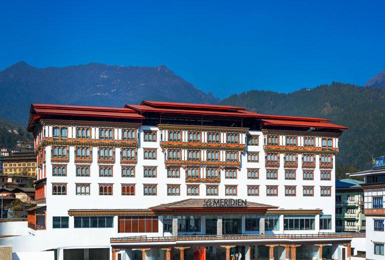 Le Méridien Thimphu Exterior