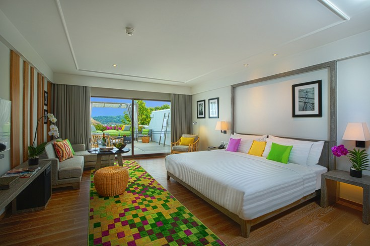 The Nai Harn Phuket Grand Ocean View Room