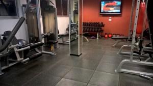 Athénée Palace Hilton Bucharest Gym