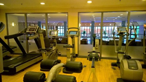 InterContinental Berlin Gym