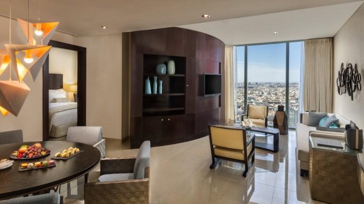 Burj Rafal Kempinski Riyadh Junior Suite