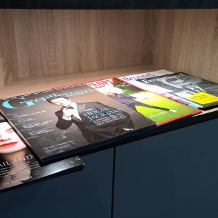 The Loft Brussels Magazines