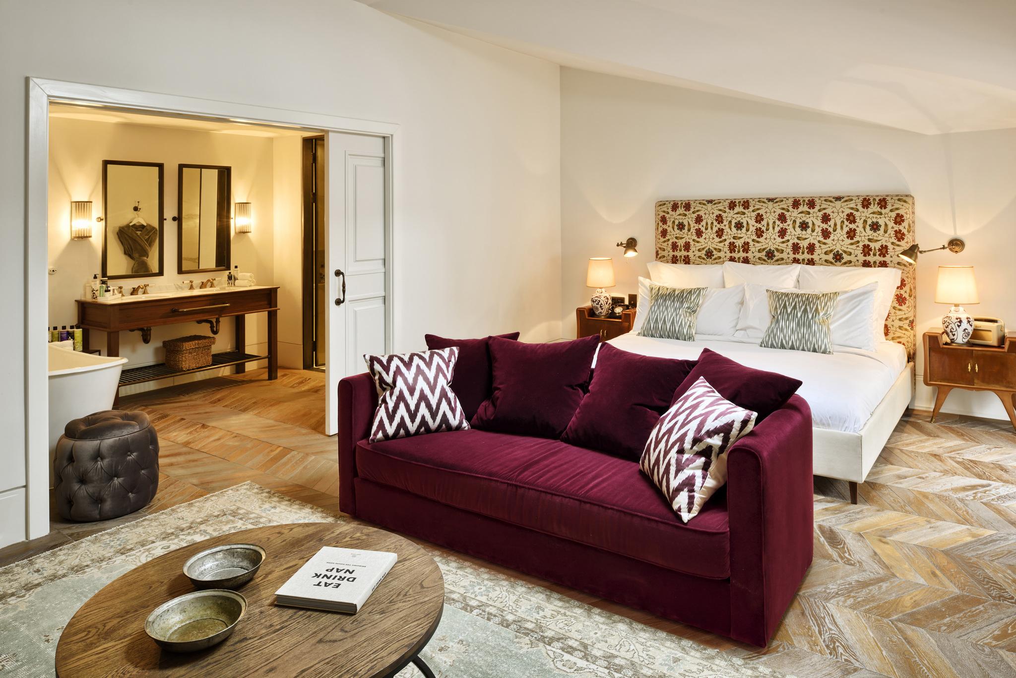 Soho House Istanbul Medium Plus Room