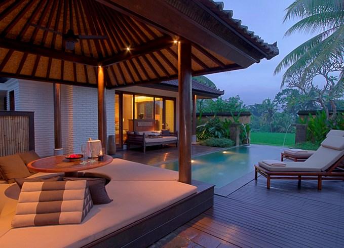 The Chedi Club Tanah Gajah Pool Villa