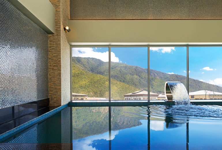 Le Méridien Thimphu Pool