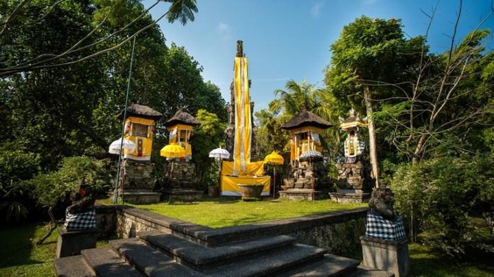 The Chedi Club Tanah Gajah Resort Temple