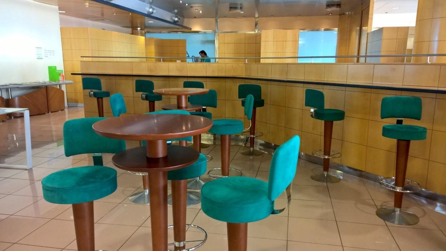 Seating Sala VIP Galdos Gran Canaria