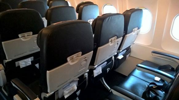 Air France regional Economy