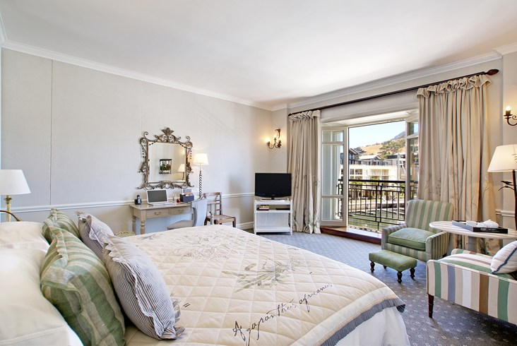 Cape Grace Cape Town Table Mountain Luxury Room