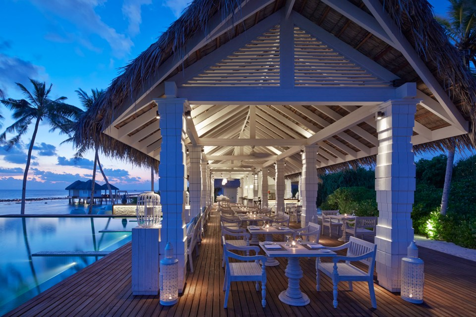 Loama Hotel Maldives Thundi