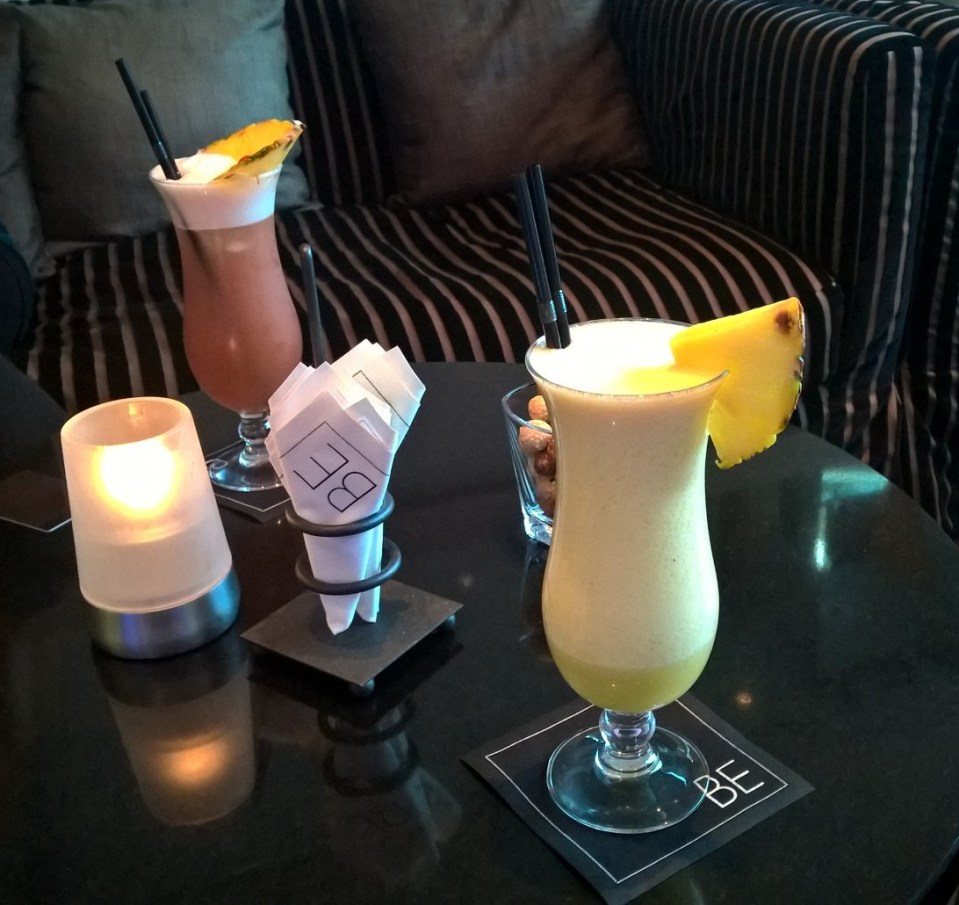 Sofitel Brussels Europe Welcome Drink