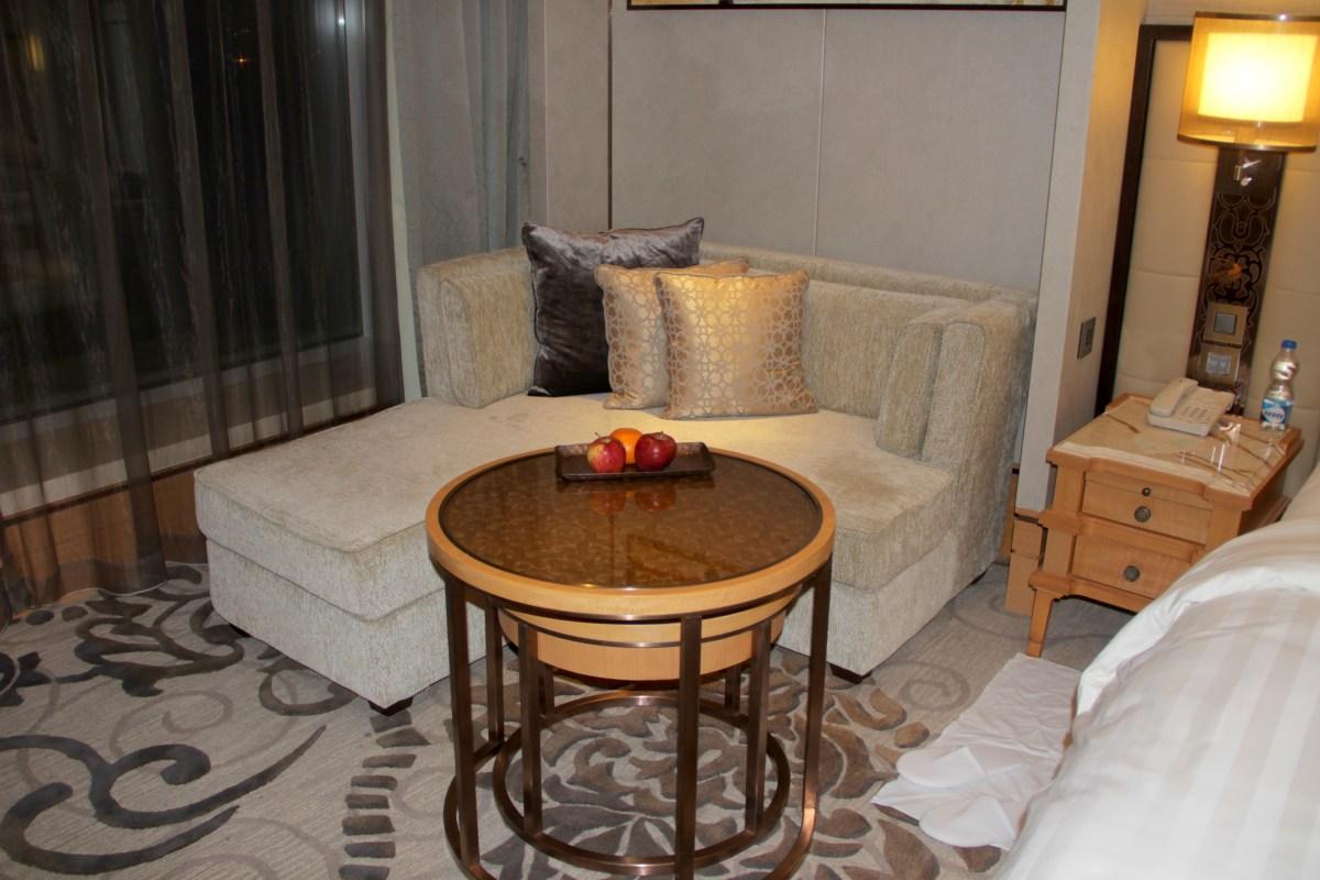Couch Shangri-La Bengaluru