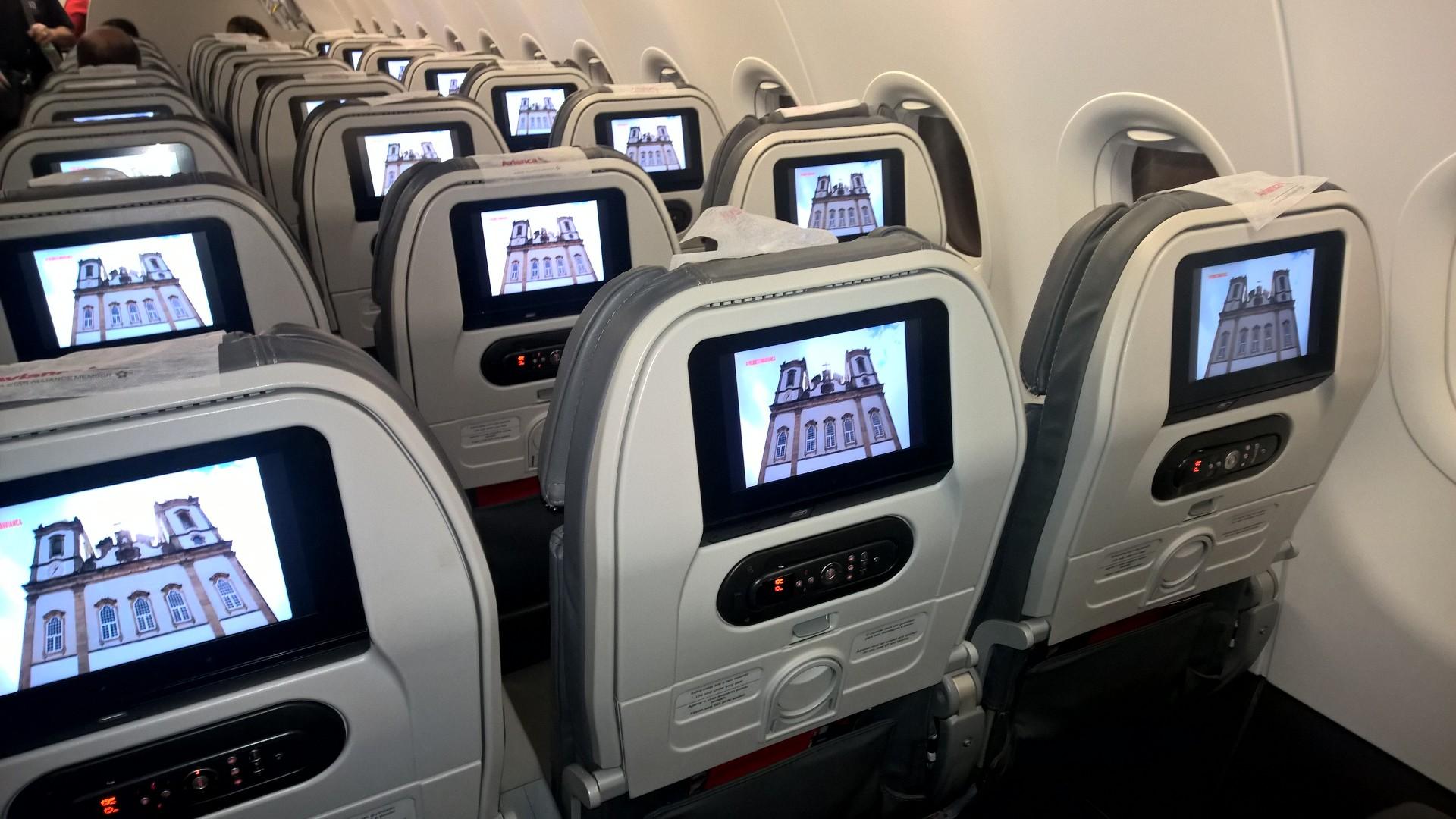 Avianca Brazil Airbus A320