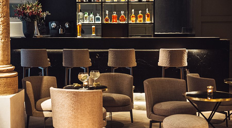 Sant Francesc Hotel Singular Mallorca Bar