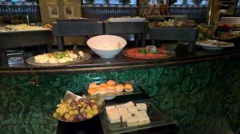 Gran Melia Fenix Madrid Breakfast