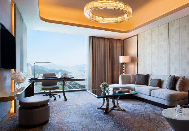 JW Marriott Macau Exceutive Suite