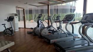 Le Méridien New Delhi Gym